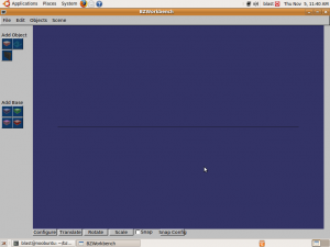 BZWorkbench on Ubuntu 9.04