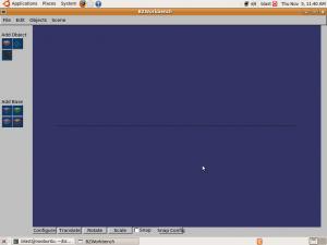 BZWorkbench on Ubuntu 9.04