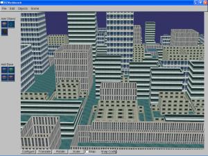 Louman's Metropolis in BZWorkBench r20937